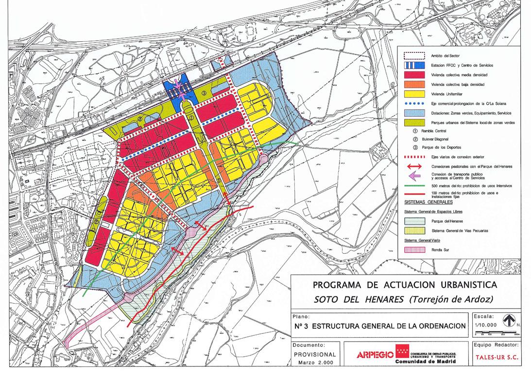 Plano Del Parque Europa De Torrejon De Ardoz Mapa Itinerarios