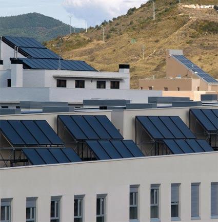 Figura 23. Energía solar fotovoltaica